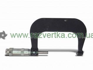 Микрометры гладкие Гост 6507-08 МК 75‒100 0,01