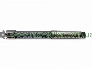Развертки машинные цельные с коническим хвостовиком ГОСТ 1672-80