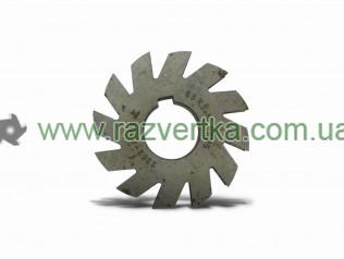Фрезы дисковые фасонные полукруглые вогнутые ГОСТ 9305-93