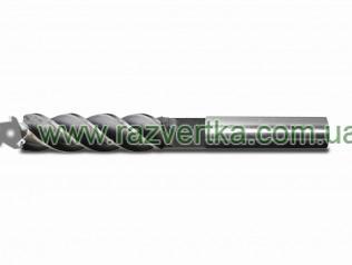 Фрезы концевые с цилиндрическим хвостовиком ГОСТ 17025-71