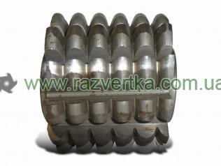 Фрезы червячные цельные для нарезания зубьев звездочек к приводным роликовым и втулочным цепям ГОСТ 15127