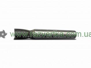 Фрезы шпоночные, оснащенные твердосплавными пластинами ГОСТ 6396-78