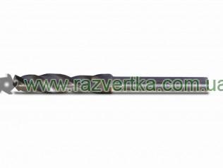 сверла спиральные твердосплавные с шлифованным профилем ВК6М