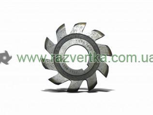 Фрезы дисковые фасонные полукруглые выпуклые ГОСТ 9305-93