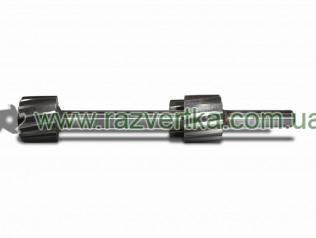 Развертки ручные постелей балансировочных валов дизельного двигателя 2.5 D4CB (Hyundai Kia)